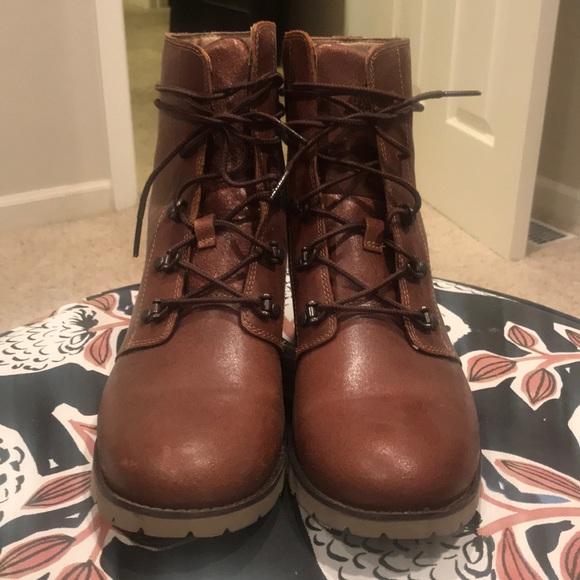 Womens Ballard Lace Ii Boots